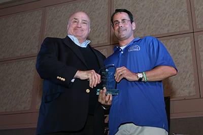 Brian D. Walsh Service Award – Honoring Jeff Lang