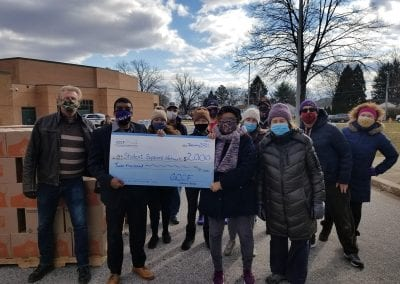Donation to Student Support Network of Owings Mills