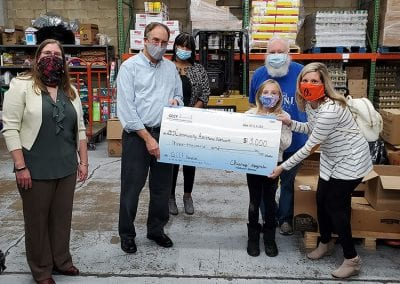 Donation to Community Assistance Network